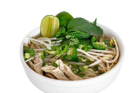 Mexipho Chicken Pho