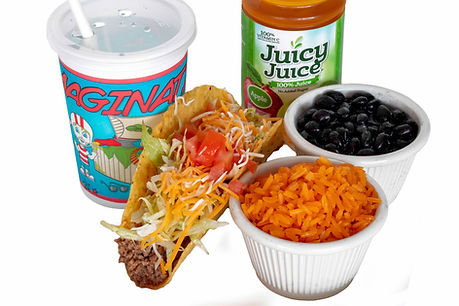 Mexipho Kids Meal