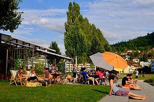 Bar Campo im Liebefeld Park