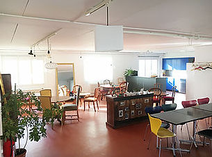 CaféTeeria Baracke