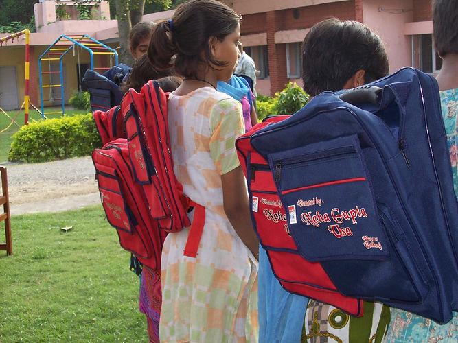 10. 200 school bags donated.jpg