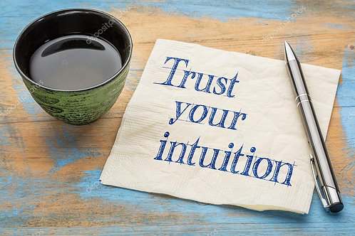 Develop Intuition DAY/ZOOM CLASS