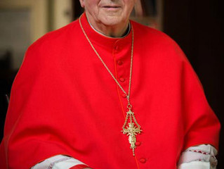 Cardinal Nichols sends his Encouragement for Divine Mercy on the British Isles