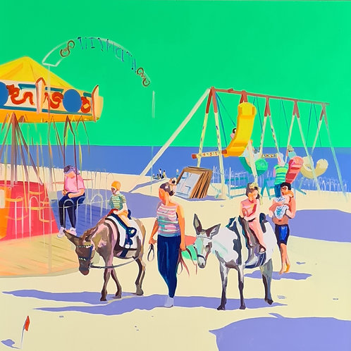 Donkeys and Swingboats