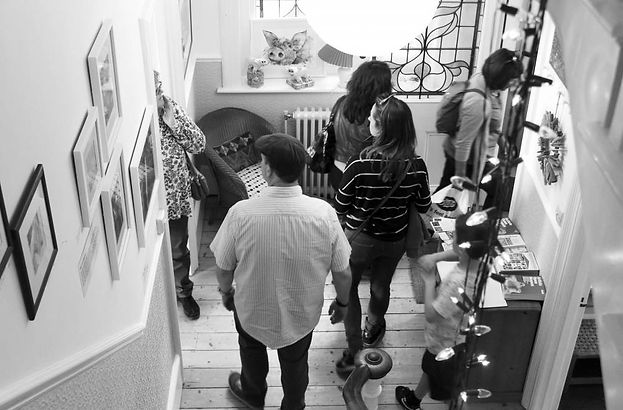 ARTISTS OPEN HOUSE 2017