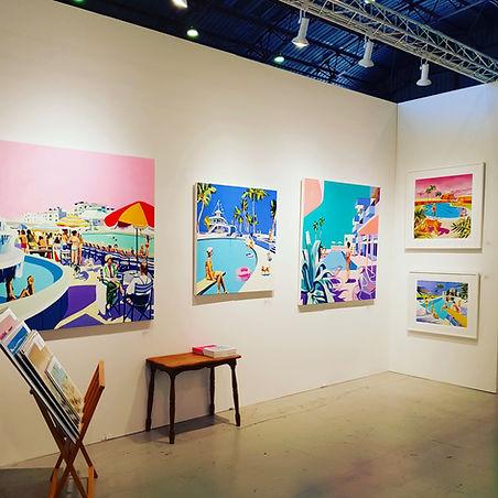 THE OTHER ART FAIR LOS ANGELES, 2020