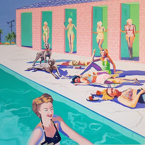 Ruth Mulvie 'Sunbeams'