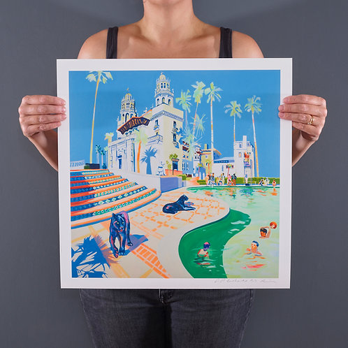 Enchanted Hill Signed Limited Edition Print
