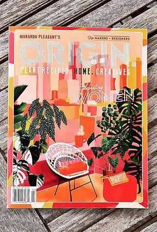 Inspired Living. Nosh and Nourish. Modern Bohemians