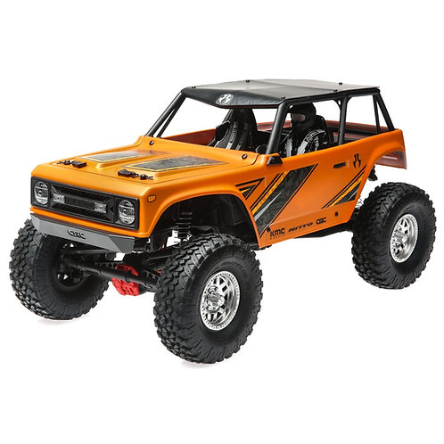 Axial 1/10 Wraith 1.9 4WD Rock Crawler Brushed RTR, Orange