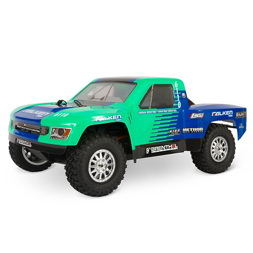 LOSI 1/10 TENACITY TT Pro 4WD SCT Brushless RTR with Smart-Falken