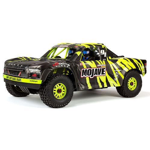 Arrma 1/7 MOJAVE 6S BLX 4WD Brushless Desert Truck RTR, Green/Black