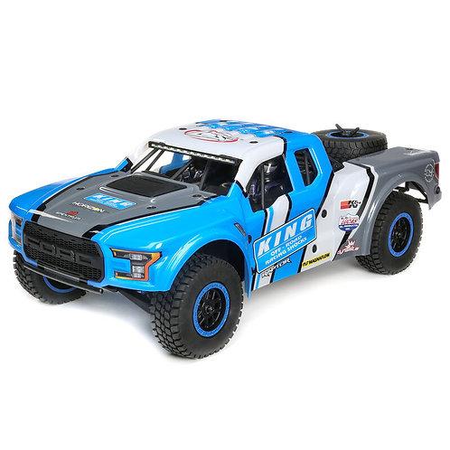 Losi 1/10 Ford Raptor Baja Rey 4WD Desert Truck Brushless RTR, King