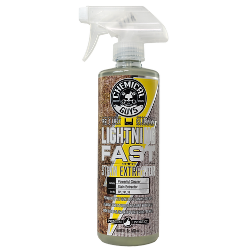 Chemical Guys Lightning Fast Stain Extractor for Fabric