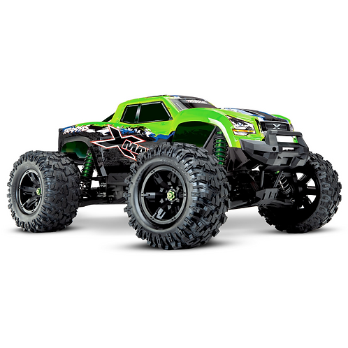 Traxxas X-Maxx Monster Truck Green 1/5 Scale