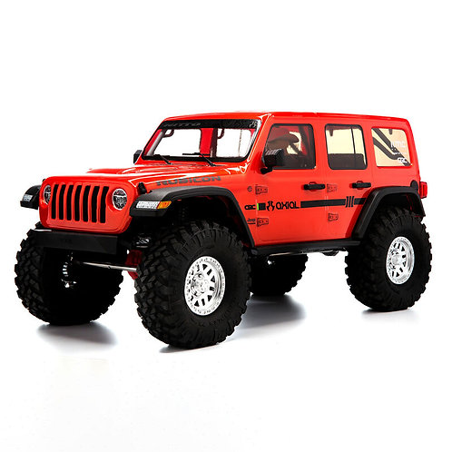 Axial 1/10 SCX10 III Jeep JLU Wrangler with Portals RTR Burnt Orange