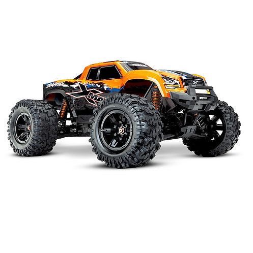 Traxxas X-Maxx Monster Truck Orange 1/5 Scale