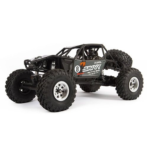Axial 1/10 RR10 Bomber 4WD Rock Racer RTR-Savvy