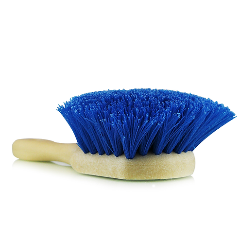 Chemical Guys Tire and Wheel Brush Blue