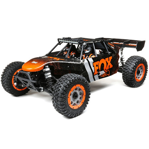 LOSI 1/5 DBXL-E 2.0 4WD Desert Buggy Brushless RTR with Smart- Fox Body