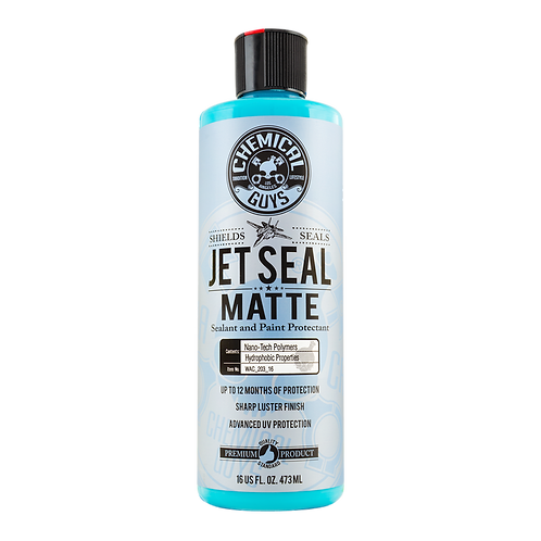 Chemical Guys Jet Seal Matte Paint Protectant and Sealant
