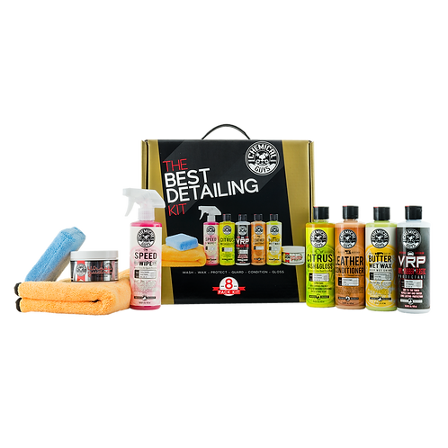 Chemical Guys The Best Detailing Kit Gift Box