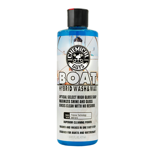 Chemical Guys Marine and Boat Hybrid Wash and Wax