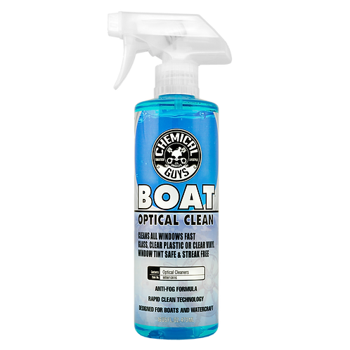 Chemical Guys Marine and Boat Glass Cleaner