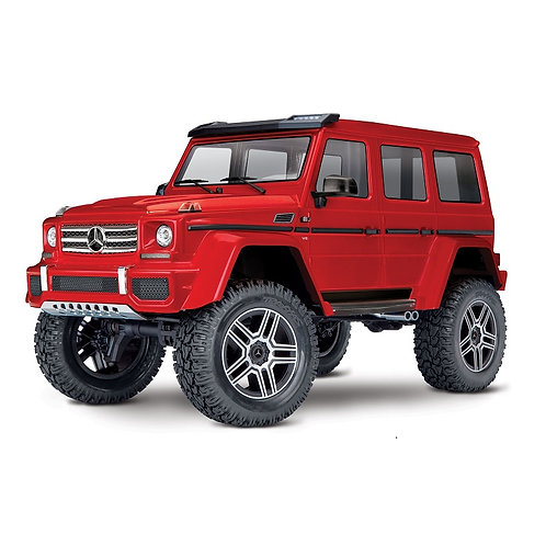 Traxxas Mercedes-Benz G500 4x4 Red