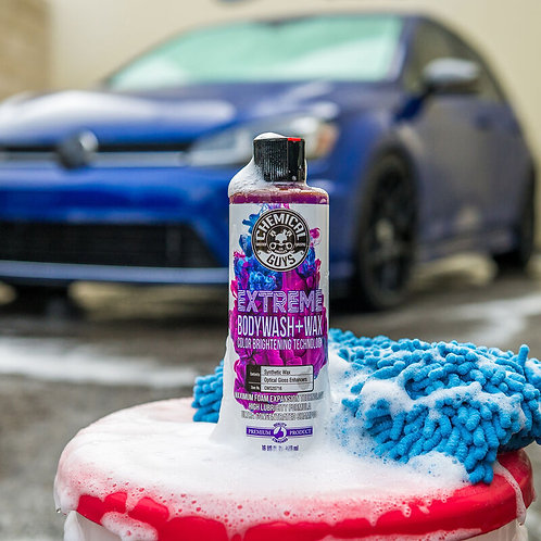 Chemical Guys Extreme Body Wash And Wax