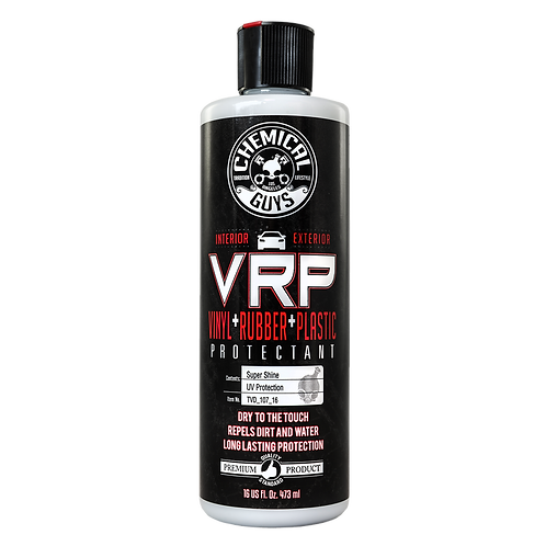 Chemical Guys VRP Vinyl, Rubber, Plastic Shine and Protect