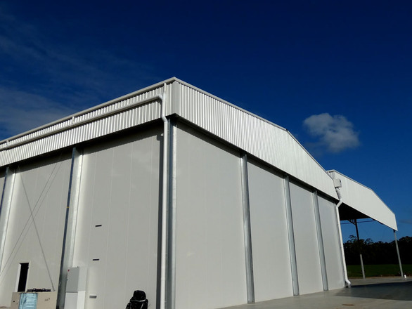 Cold Storage - Prospec Structures
