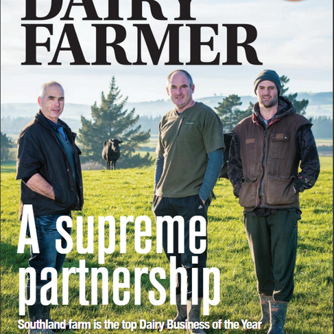 Cover Shoot for Farmers Weekly
