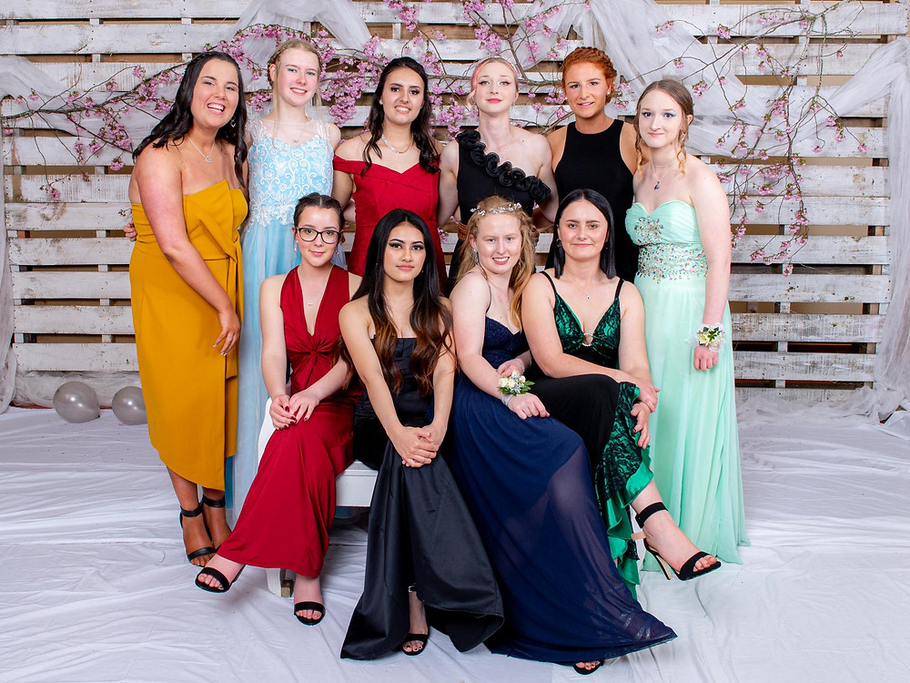Blue Mountain College Senior's Ball 2020. Photo: Natwick