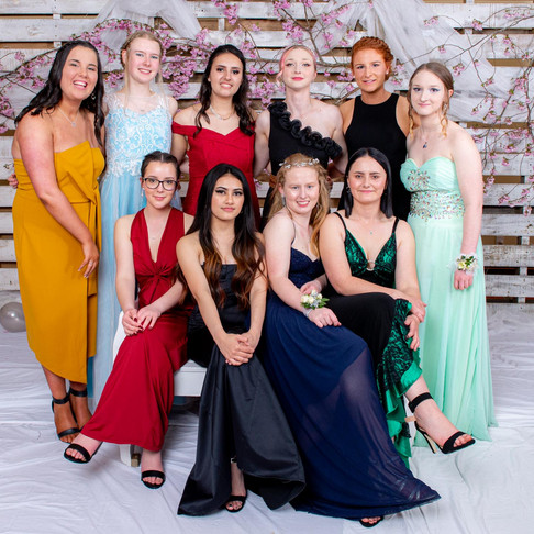 2020 Blue Mountain College Senior's Ball