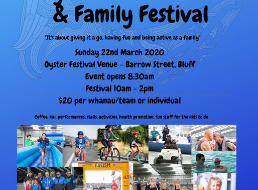 Try-Whanau & Family Festival