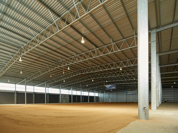 Equine Arena_Prospec Structures, NZ