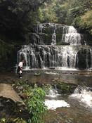 9. Purakaunui Falls