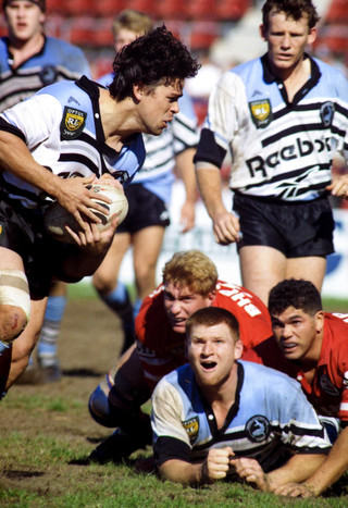 Rugby League - Natwick Sports Photograph