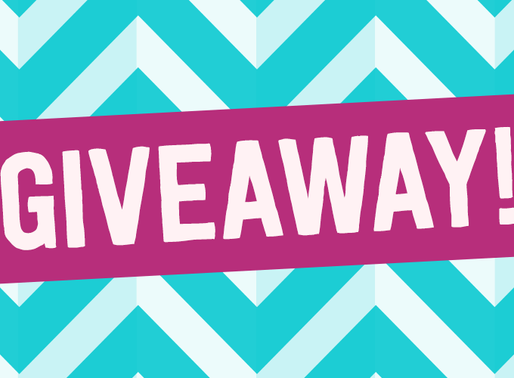 GIVEAWAY! - Your Chance to Win