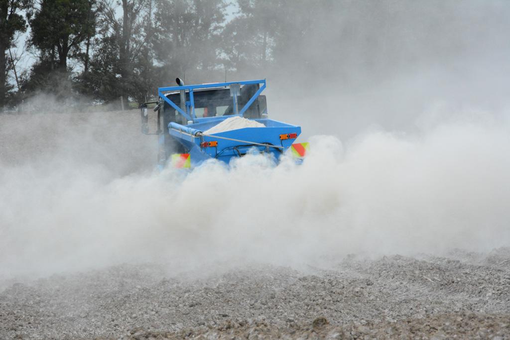 RTL Fertiliser Spreader