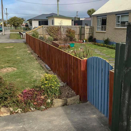 Fences & External Makeovers