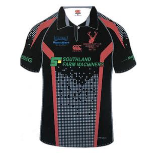 Mossburn Rugby Club Centennial Jersey