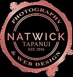 Natwick Photography & Web Design Logo