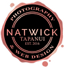 Natwick Photography & Web Design Logo