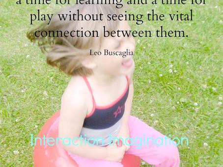 Outdoor v Indoor/Play v learning