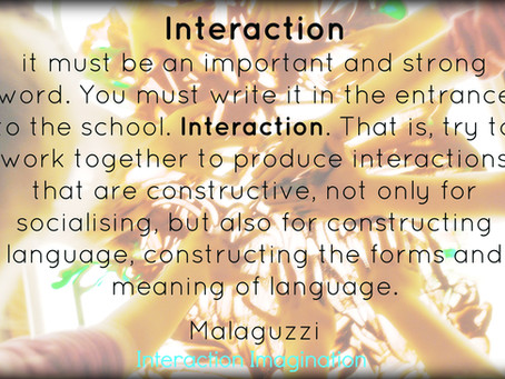 Malaguzzi Inspired...