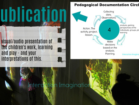 A Beginner's Guide to Pedagogical Documentation (part 4)