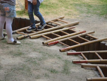 Ladders....