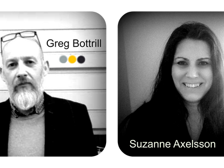 Greg and Suzanne - a dialogue of Play, Time and Magic